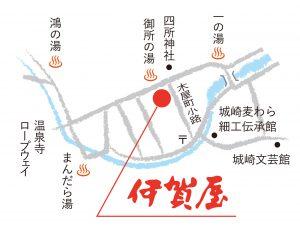 伊賀屋地図
